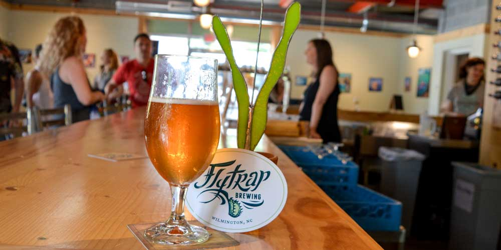 History of Wilmington Beer- Flytrap Brewing