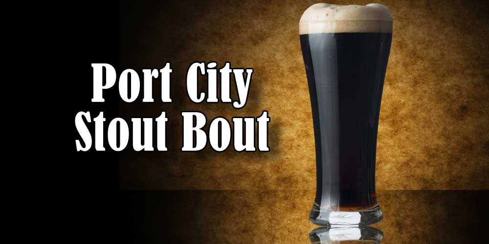 Port City Stout Bout