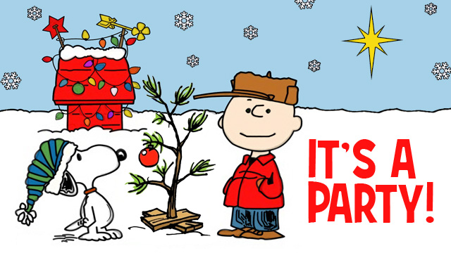 Christmas Party Images Cartoon.Wilmington Ale Trail Kid S Charlie Brown Christmas Party