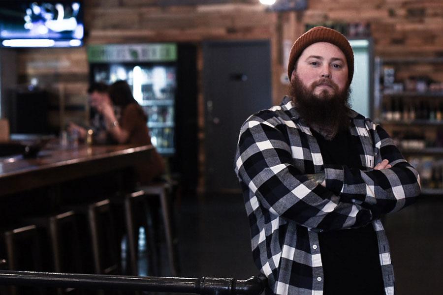 Behind Bars: Kyle Harshner