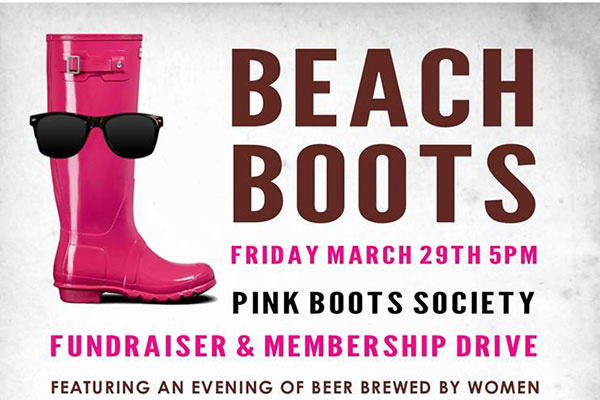 It's Beer Week: Beach Boots at Fermental