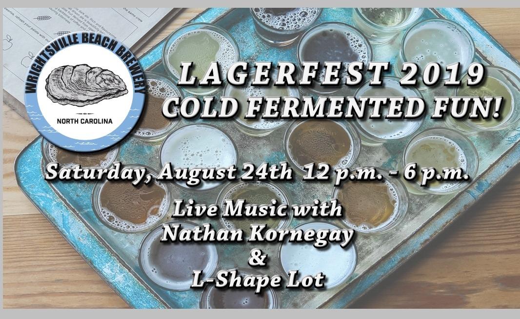 Wrightsville Beach Brewery Lagerfest 2019