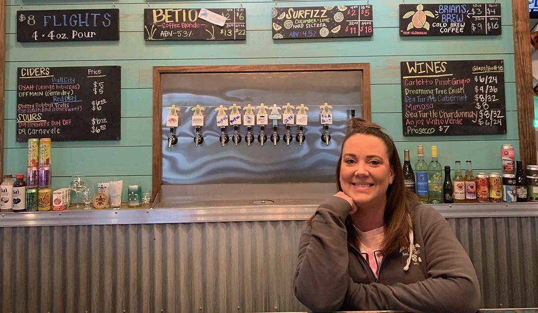Behind Bars: Kelly Pickle