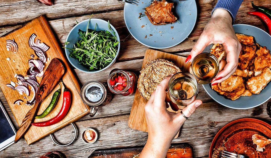 Thanksgiving Local beer & Food pairings