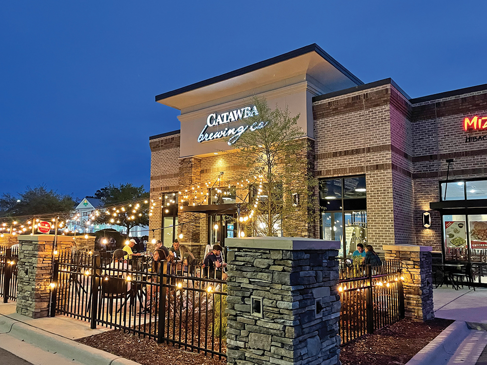 Catawba Brewing Wilmington